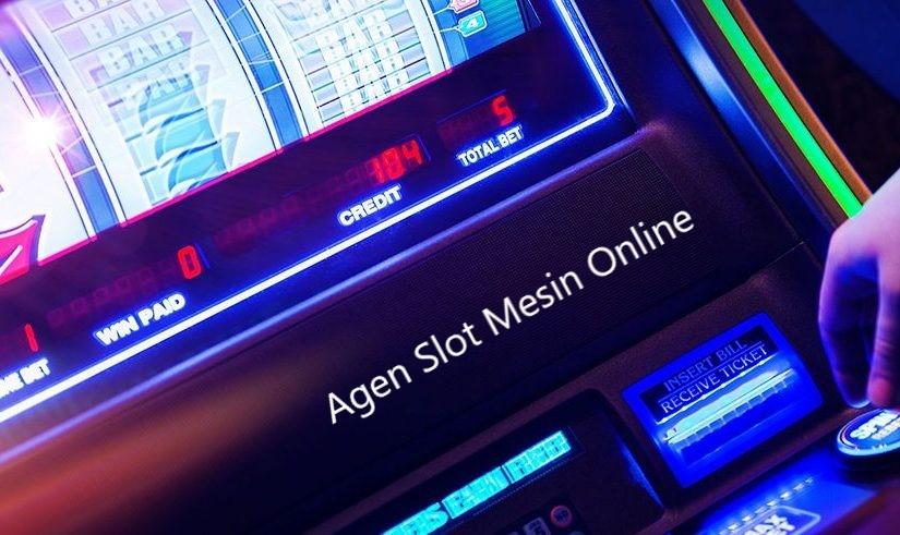 Memainkan Game Slot Online